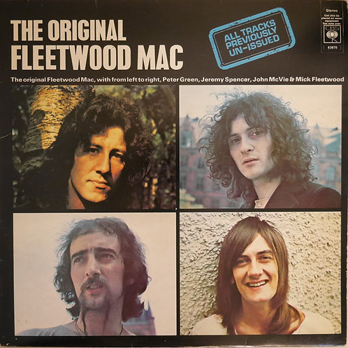 Fleetwood Mac / The Original Fleetwood Mac(UKオリジ)