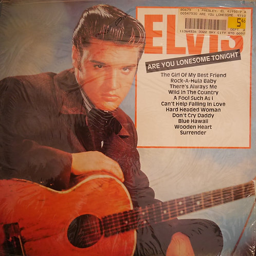 ELVIS PRESLEY /ARE YOU LONESOME TONIGHT