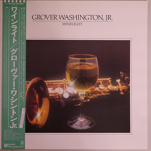 GROVER WASHINGTON, JR. / ワイン・ライト