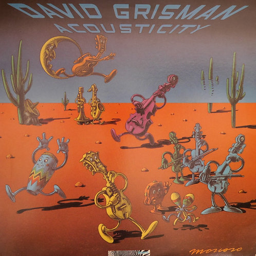 DAVID GRISMAN  / ACOUSTICITY