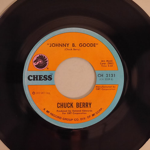 CHUCK BERRY / MY DING-A-LING / JOHNNY B. GOODE