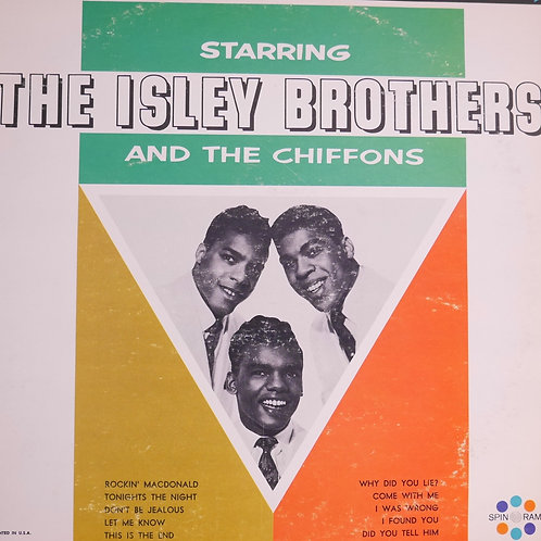 THE Isley Brothers and The Chiffons