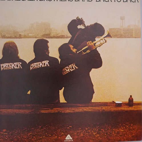 Brecker Brothers Band /Back To Back