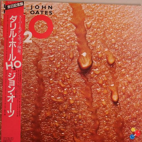DARYL HALL & JOHN OATES / H2O