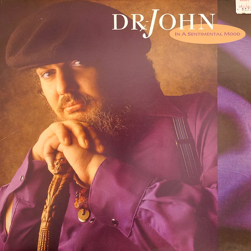 DR.JOHN / In A Sentimental Mood