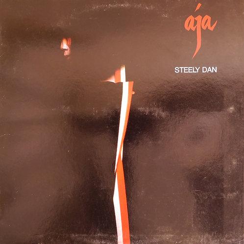 Steely Dan / Aja(音符abcロゴ黄色ラベルAA-1006)