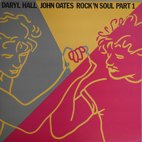 Daryl Hall John Oates / Rock 'N Soul Part 1 (MASTERDISK RL刻印)