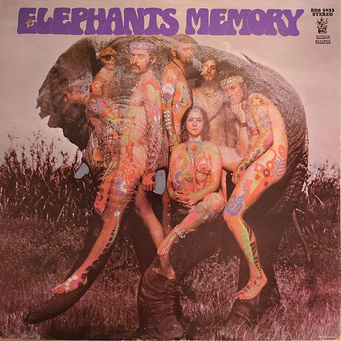 Elephants Memory / The Elephants Memory (初回・両RL)