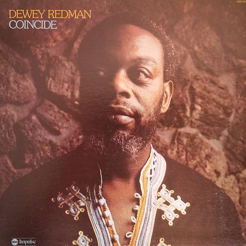 Dewey Redman / Coincide