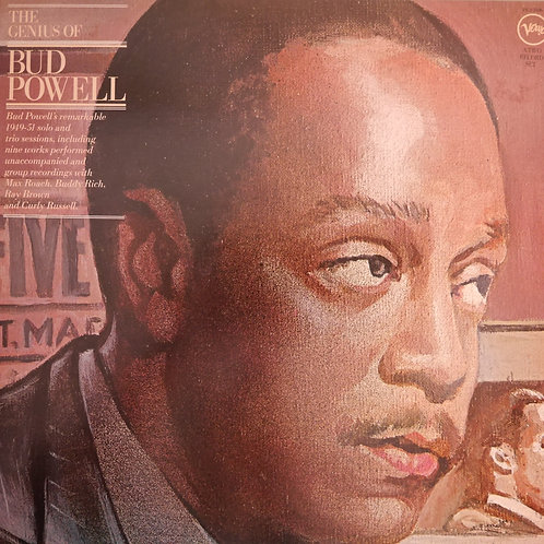 BUD POWELL / The Genius Of Bud Powell