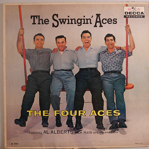 HE FOUR ACES / The SWINGIN' ACES