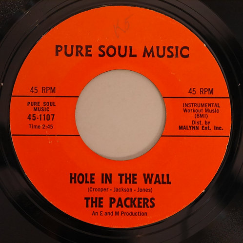 THE PACKERS / Hole In The Wall / Go 'Head On