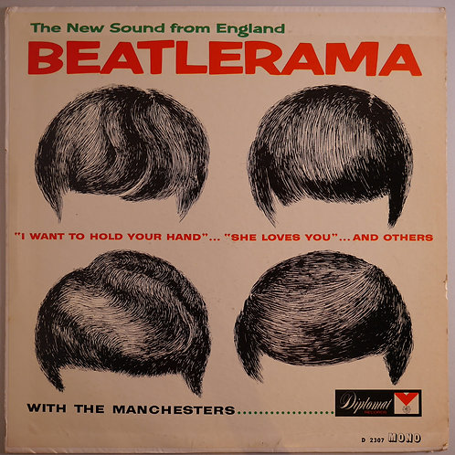 BEATLERAMA / The New Sound From England