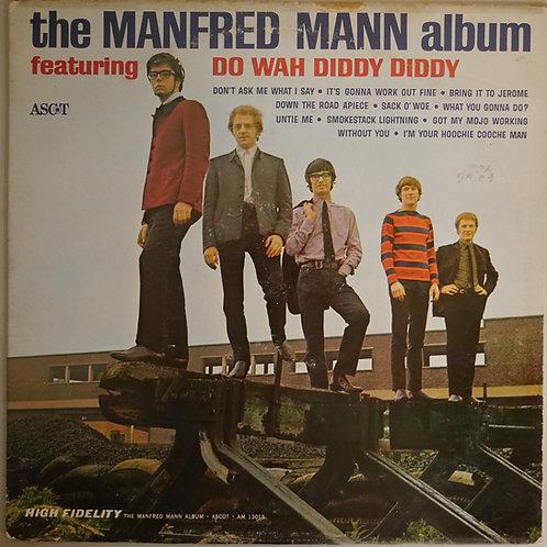 MANFRED MANN / The Manfred Mann Album(US 初期.Mono )