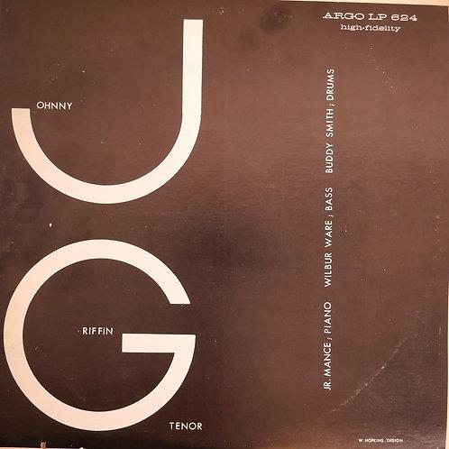 The Johnny Griffin Quartet / Johnny Griffin (JG)