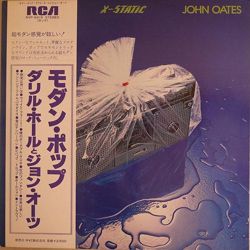 DARYL HALL & JOHN OATES / X-STATIC  モダン・ポップ