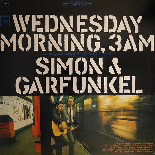 SIMON & GARFUNKEL / WEDNESDAY MORNING,3AM