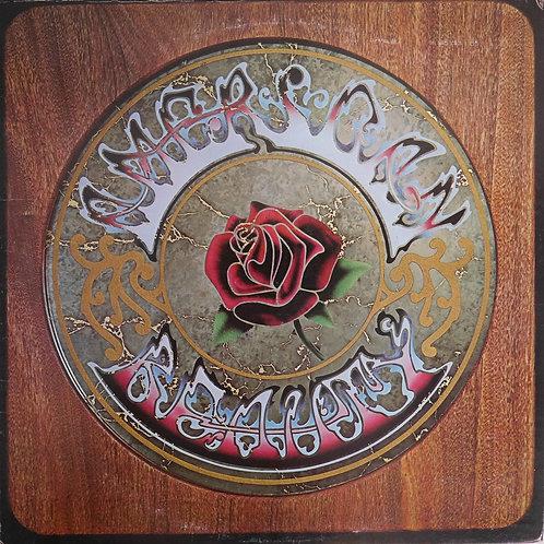 GRATEFUL DEAD / American Beauty(ラベル・ミスプリント)