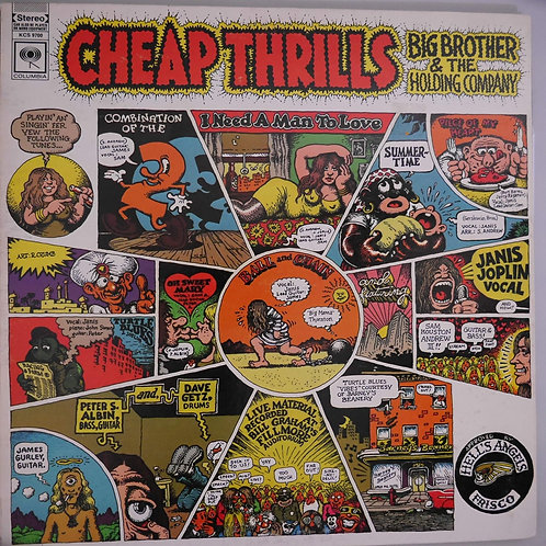 BIG BROTHER & THE HOLDING COMPANY /Cheap Thrills