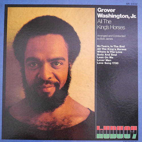 GROVER WASHINGTON,JR. / ジャズファンクの人気盤
