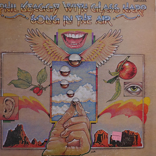 Phil Keaggy With Glass Harp /Song In The Air