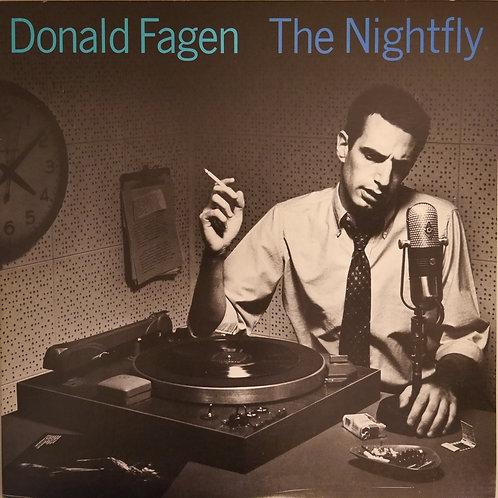 DONALD FAGEN / The Nightfly(2色ロゴ、MASTERDISK RL)
