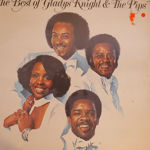 GLADYS KNIGHT & THE PIPS /THE BEST OF GLADYS KNIGHT & THE PIPS