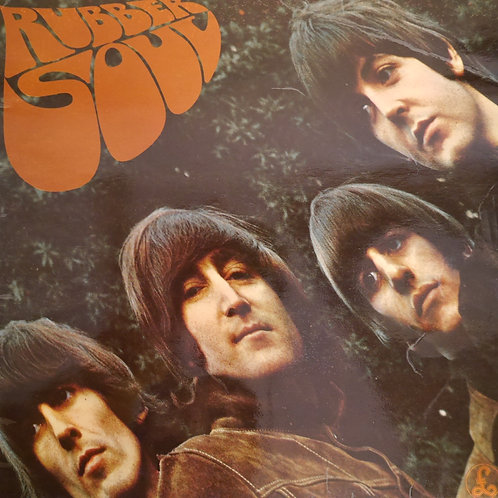 THE BEATLES /RUBBER SOUL (Y-PARLOPHONE 1stプレス)