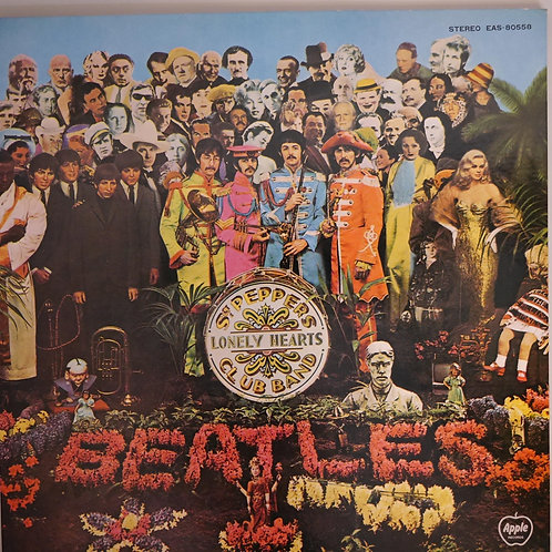 THE BEATLES / SGT.PEPPERS LONELY HEARTS CLUB BAND ( EAS-80558)