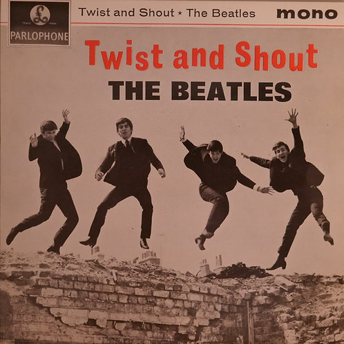 THE BEATLES / TWIST AND SHOUT / MONO /PARLOPHONE