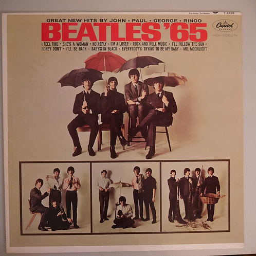 THE BEATLES /Beatles '65(USオリジナル)