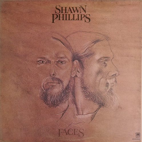 SHAWN PHILLIPS / FACES