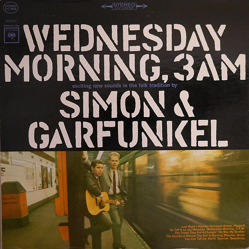 SIMON & GARFUNKEL / Wednesday Morning, 3 A.M.(2EYE)