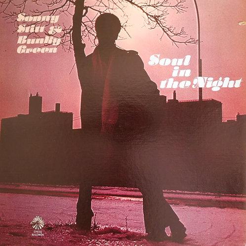 SONNY STITT & BUNKY GREEN / SOUL IN THE NIGHT