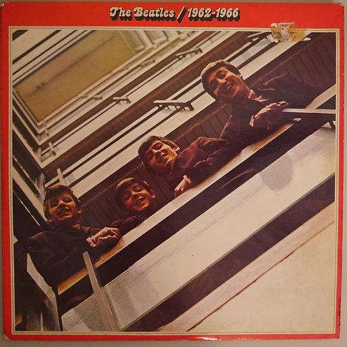 THE BEATLES / 1962-1966(オランダ、コーティングJKT)