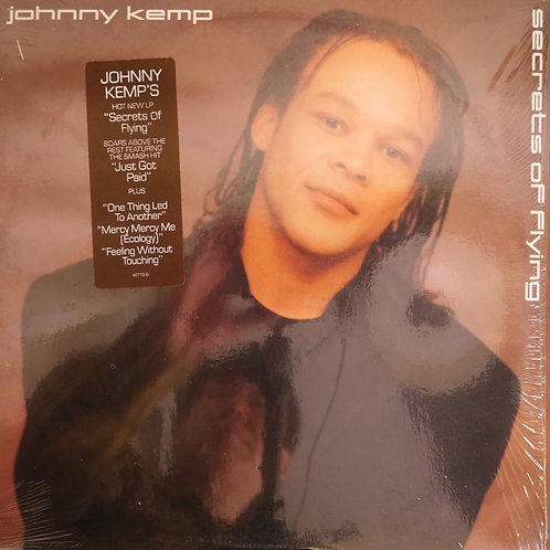 JOHNNY KEMP / SECRETS OF FLYING