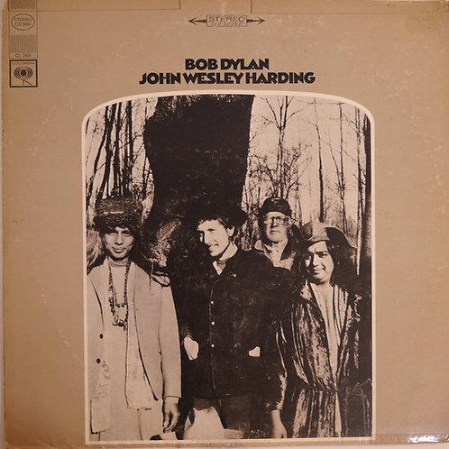 BOB DYLAN  / JOHN WESLEY HARDING