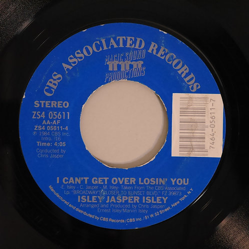 ISLEY JASPER ISLEY /CARAVAN OF LOVE / I CAN'T GET OVER LOSIN' YOU