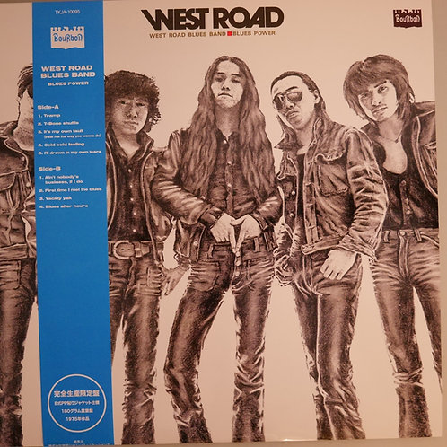 WEST ROAD BLUES BAND / BLUES POWER(180G)