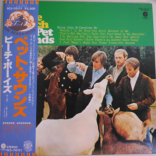 THE BEACH BOYS / PET SOUNDS