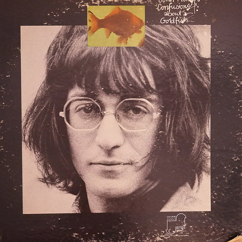 John Kongos / Confusions About A Goldfish(白プロモ)
