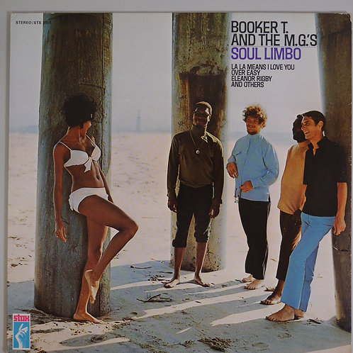BOOKER T. AND THE M.G.S  / SOUL LIMBO