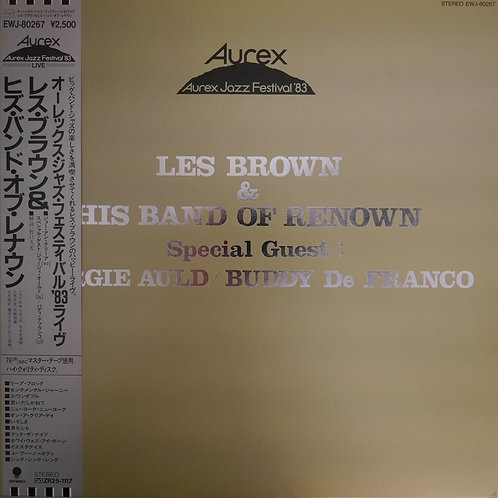 LES BROWN /オーレックス・ジャズ・フェスティバル'83ライヴ