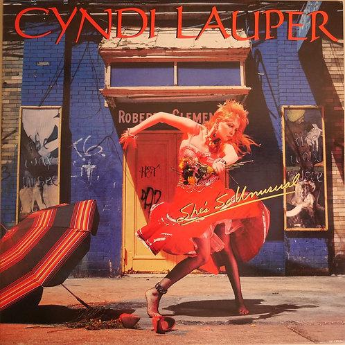 CYNDI LAUPER / She's So Unusual(MASTER SOUND)