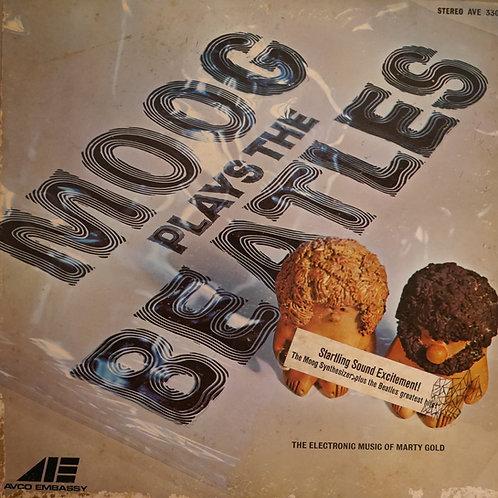 Marty Gold Moog Plays The Beatles   サイコ・ビートルズ