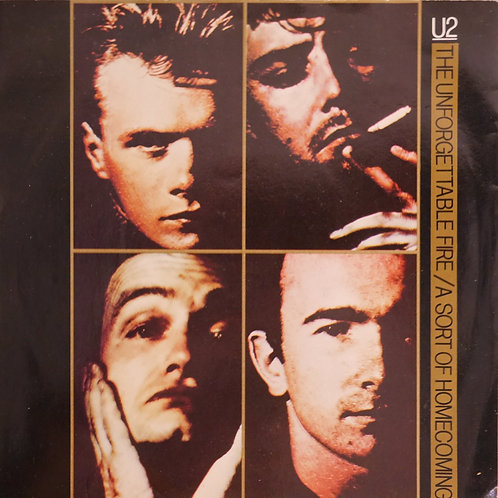 U2 / The Unforgettable Fire / A Sort Of Homecoming