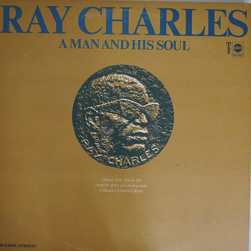 RAY CHARLES / A Man And His Soul
