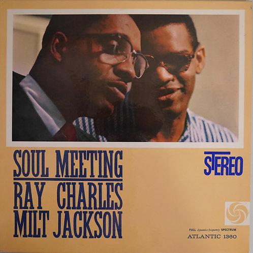 Ray Charles,Milt Jackson / SOUL MEETING