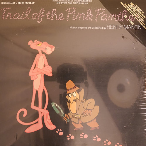 HENRY MANCINI / Music From The Trail Of The Pink Panther And Other Pink Panther