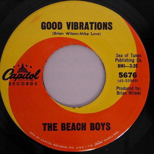 THE BEACH BOYS / Good Vibrations    US CAPITOL 5676